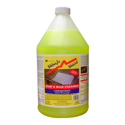 Shingle Shield Roof Cleaner Gallons